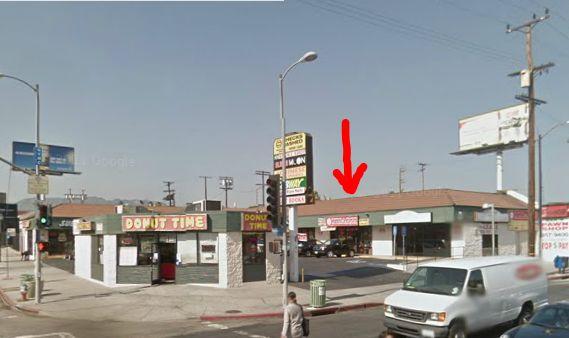 A's Tobacco 6775 Santa Monica Blvd. Los Angeles, CA 90038 (323) 466-1789